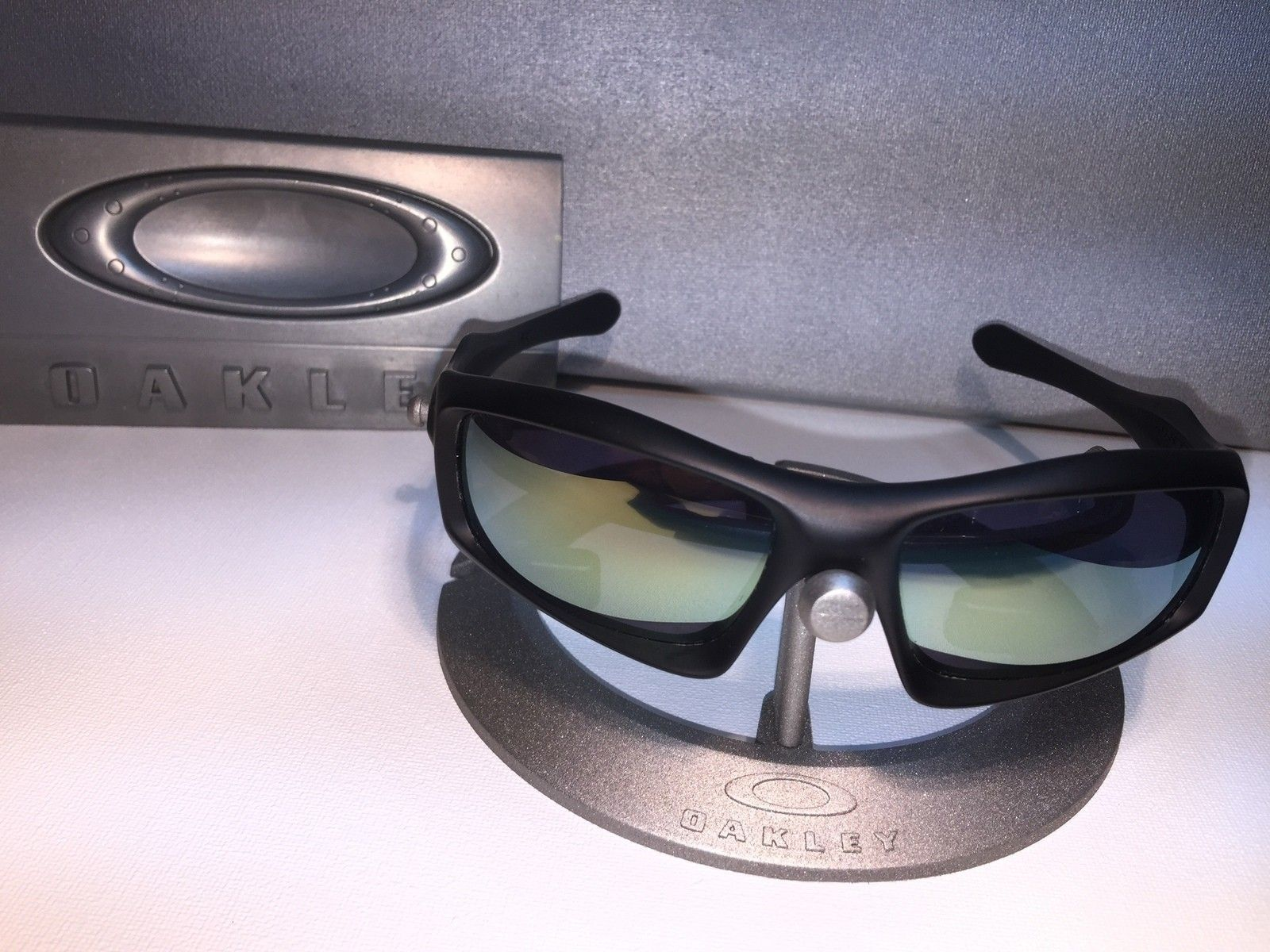 "MONSTER PUP MATTE BLACK / EMERALD  ""CLEAN"" $120. - IMG_0580.JPG"