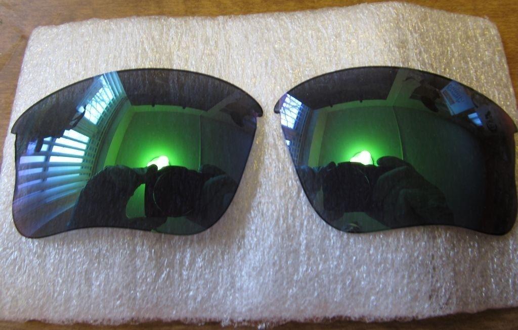 OCP Jet Black Flak Jacket XLJ / JI XLJ Lenses + Case + Custom Microfiber Bag - IMG_0639C.jpg