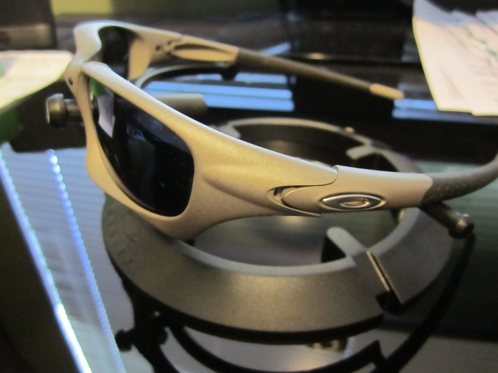 FS: Oakley Mag Switch Ice Blue - IMG_0714.JPG