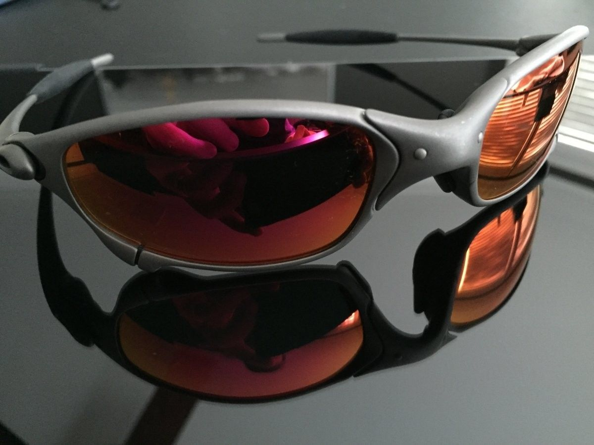Juliet X metal/ linegear Premium Red Polarized 285.00 - IMG_0993.JPG