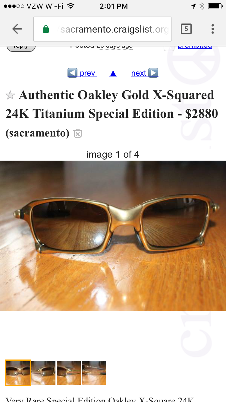 Best / Funniest Oakley For Sale Ads - IMG_1040.PNG