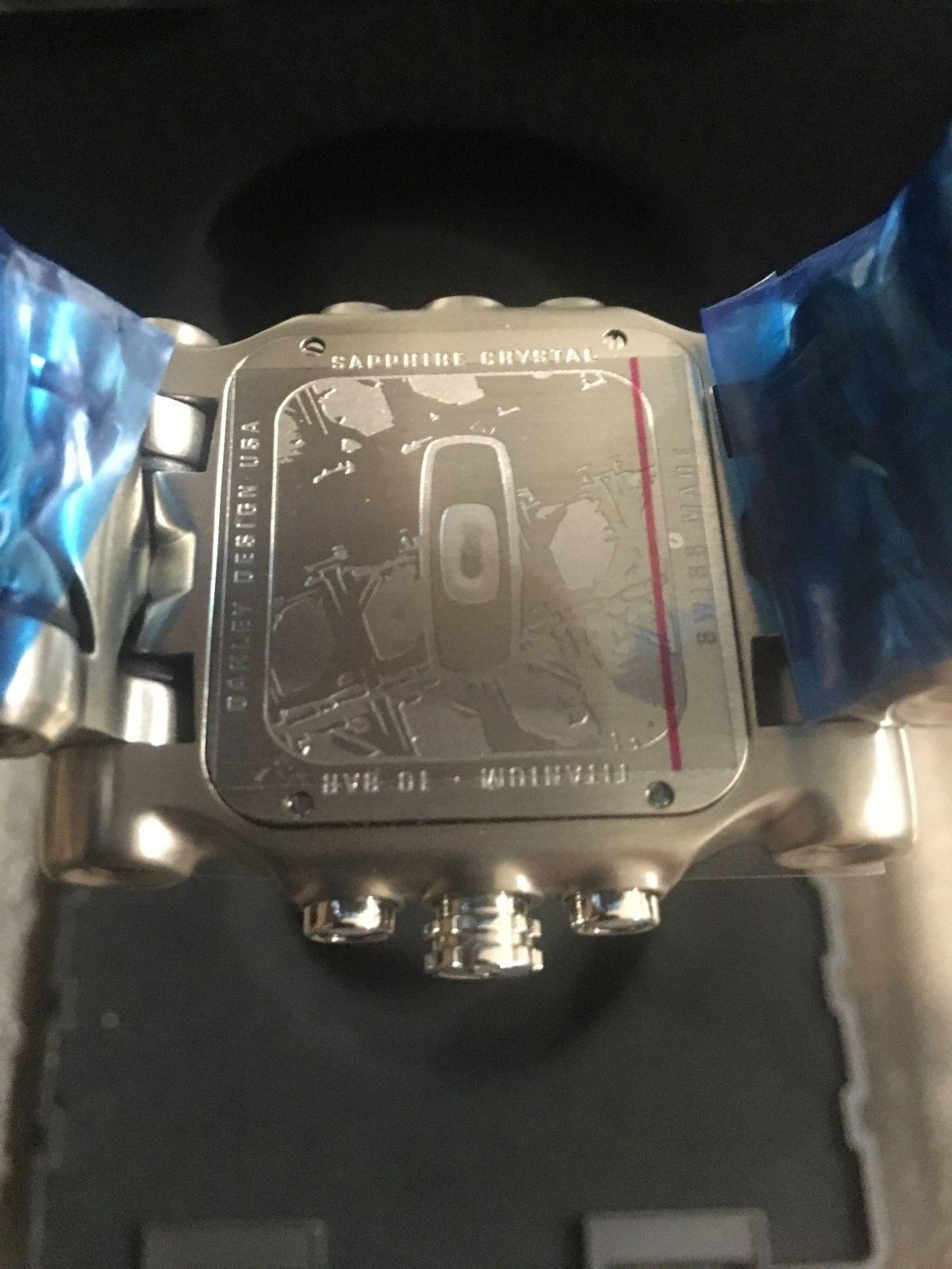 BNIB Black Face MM(Minute Machine) - IMG_1043.JPG