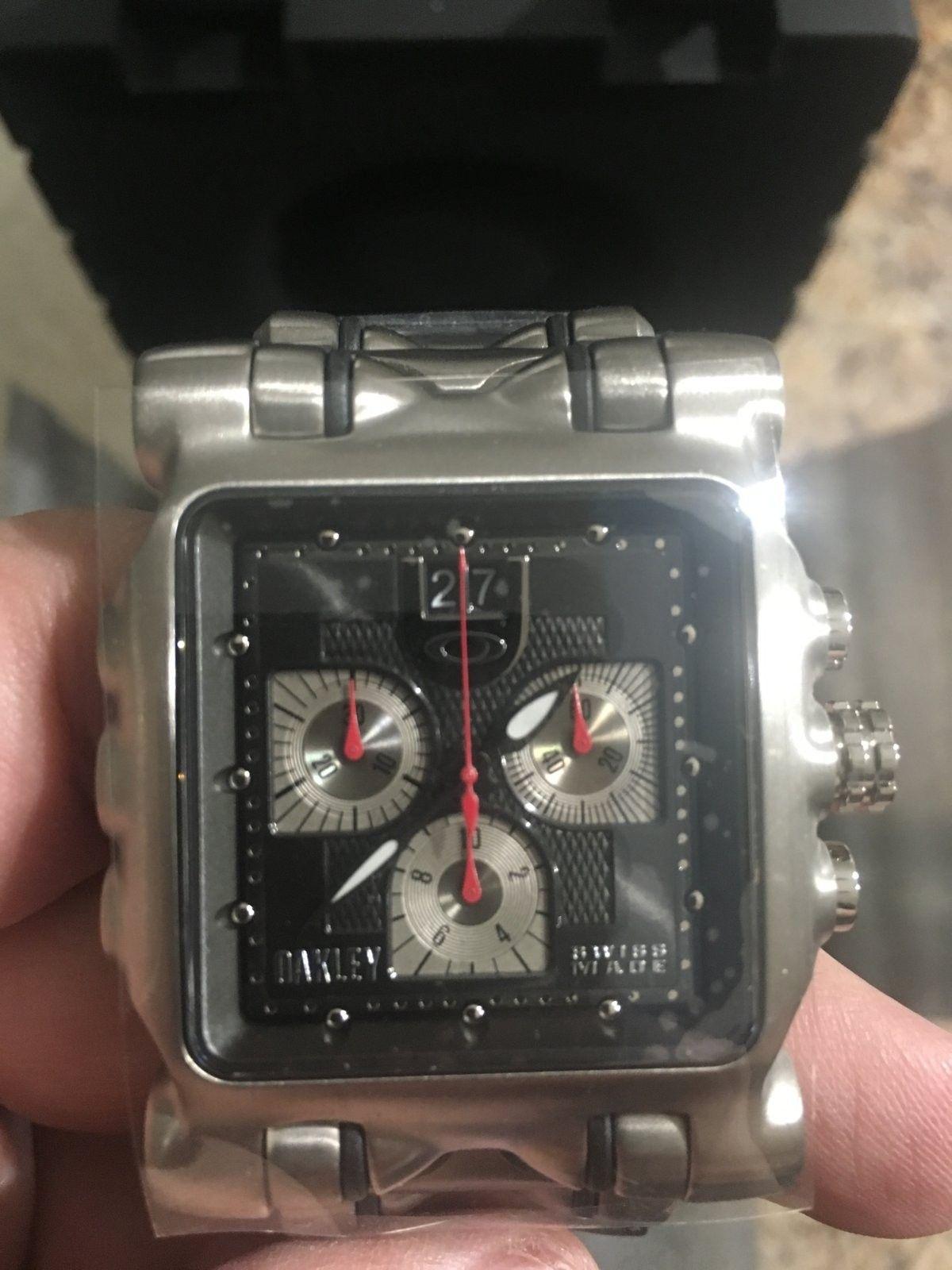 BNIB Black Face MM(Minute Machine) - IMG_1045.JPG