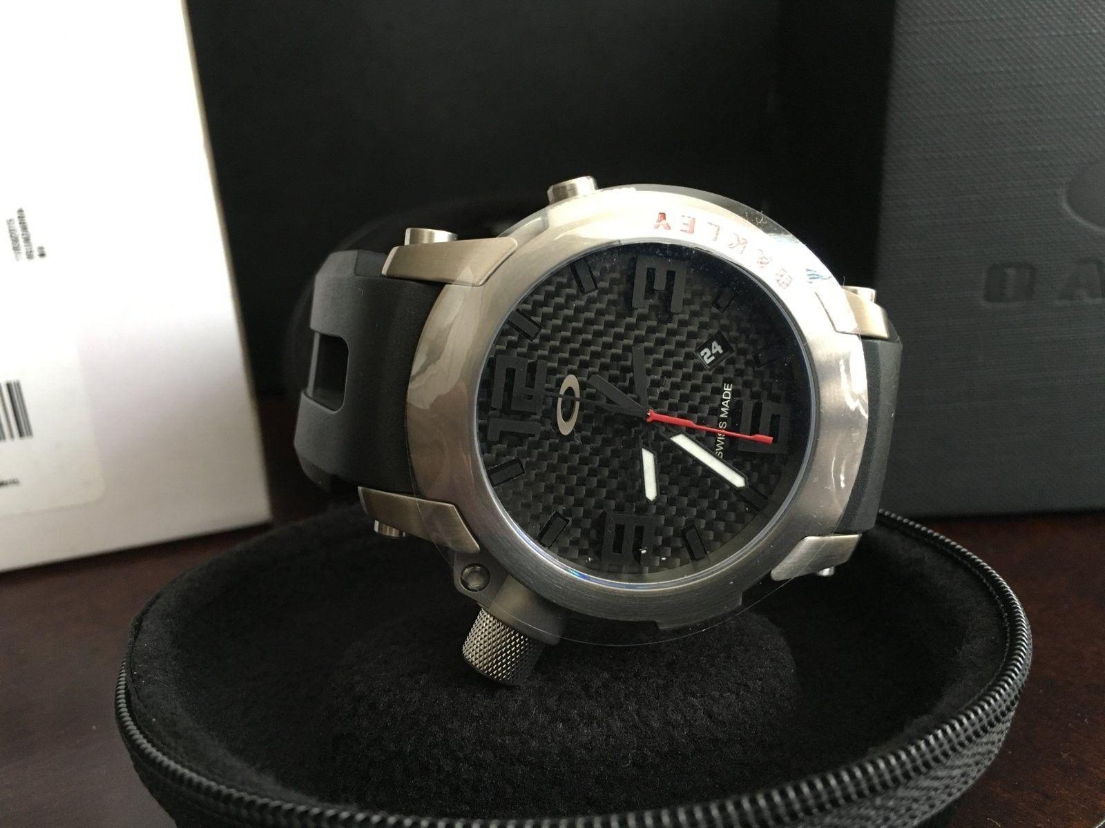 BNIB Holiday Titanium Killswitch Watch - IMG_1085.JPG