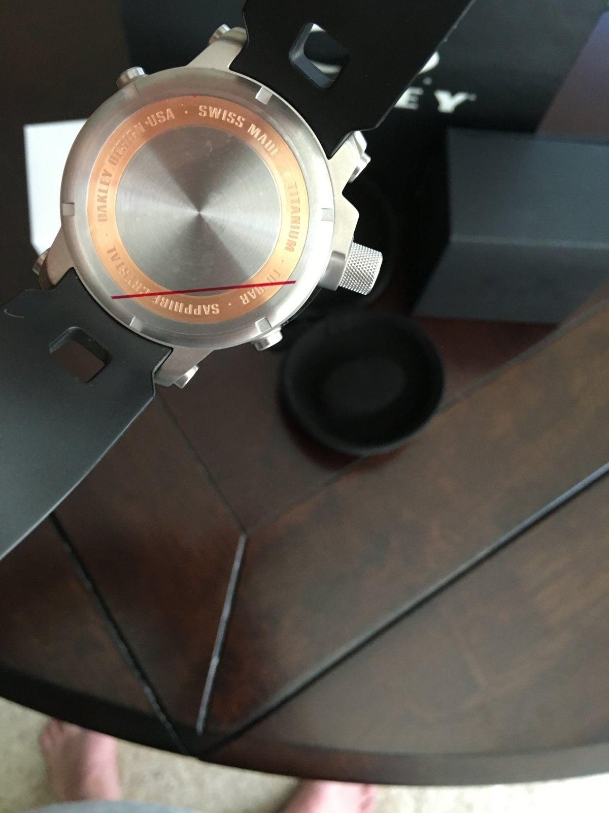 BNIB Holiday Titanium Killswitch Watch - IMG_1088.JPG