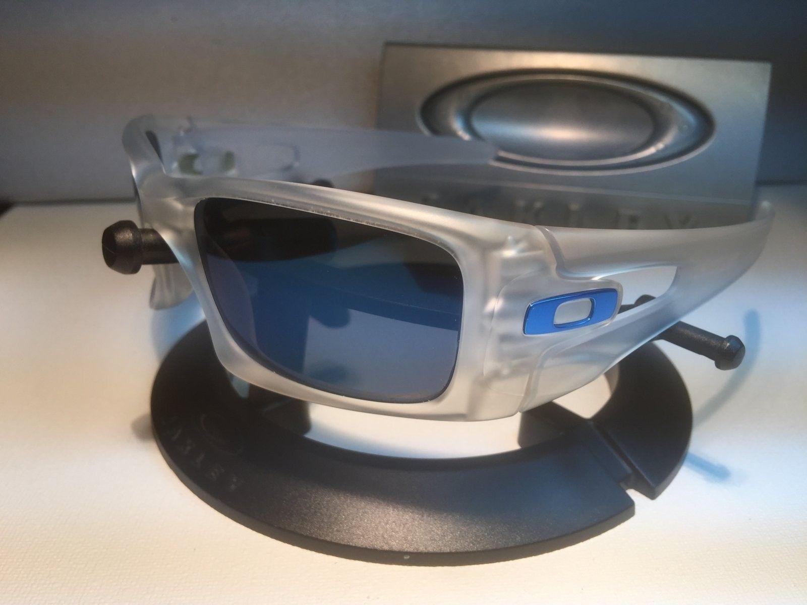 CRANKCASE Matte Clear/ POLARIZED Ice Iridium $69 - IMG_1155.JPG