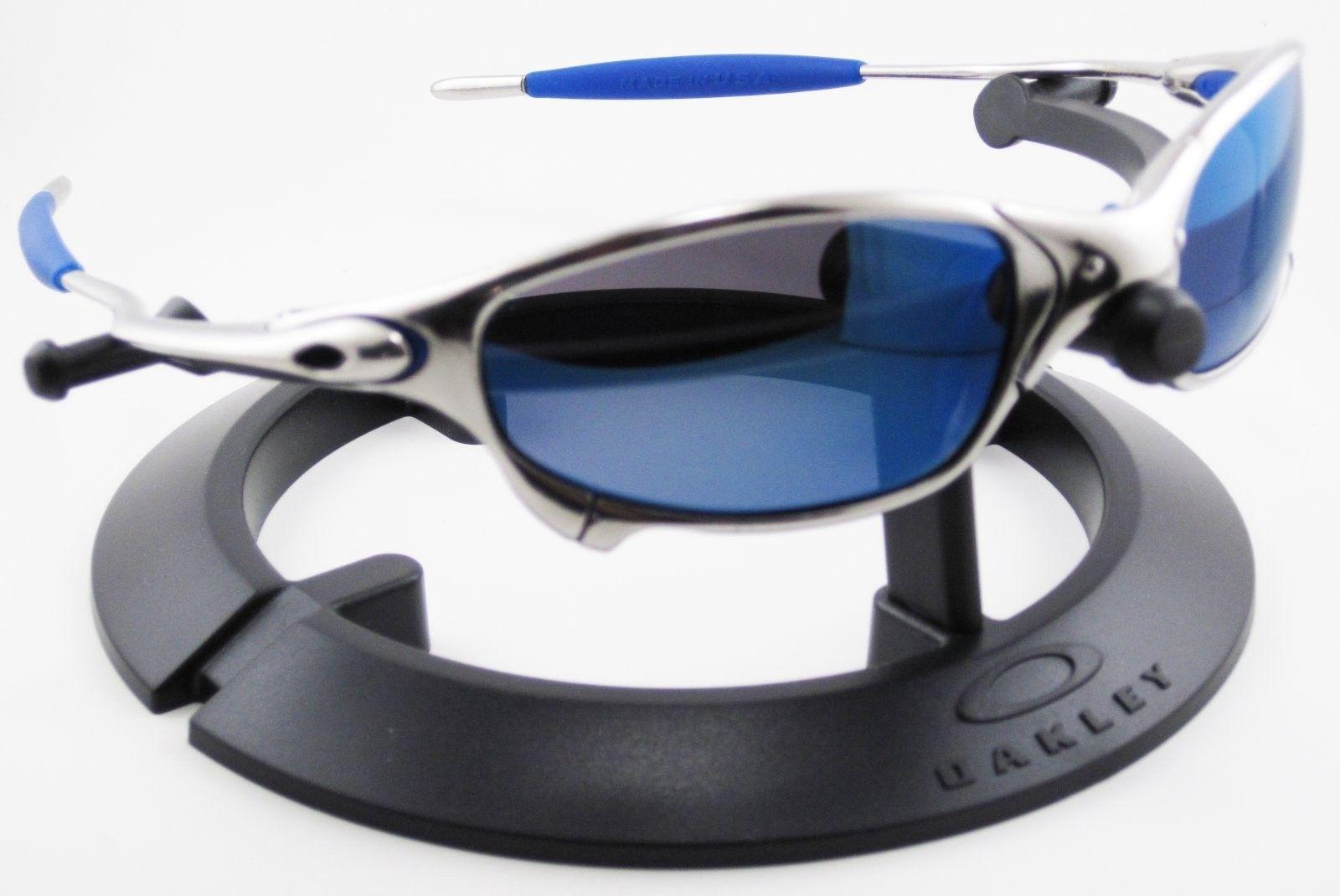 """Juliet """"JB"""" Serial Ichiro Clone Polished W/ NIB 2004 Blue OO Lenses - IMG_1325.JPG"""