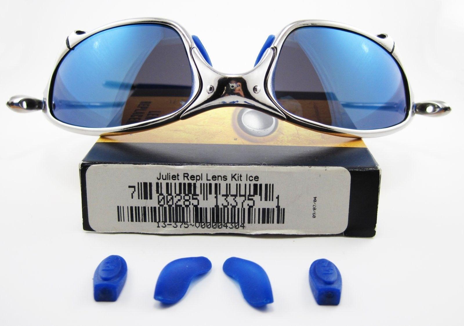 """Juliet """"JB"""" Serial Ichiro Clone Polished W/ NIB 2004 Blue OO Lenses - IMG_1330.JPG"""