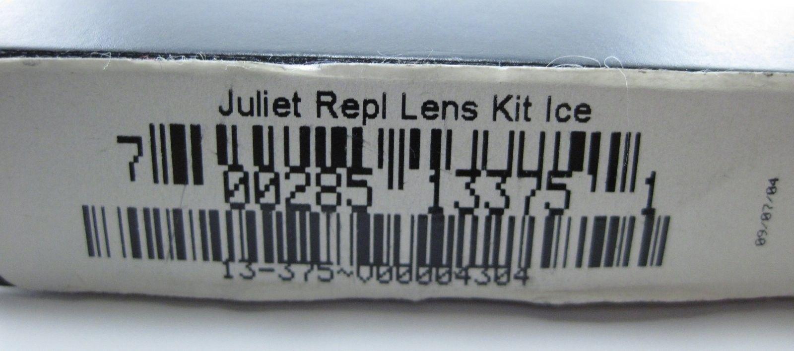 """Juliet """"JB"""" Serial Ichiro Clone Polished W/ NIB 2004 Blue OO Lenses - IMG_1333.JPG"""