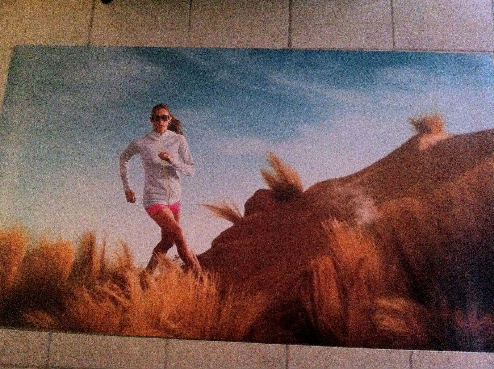 Oakley 4x7 Foot Magnetic Store Display Posters - IMG_1355.JPG