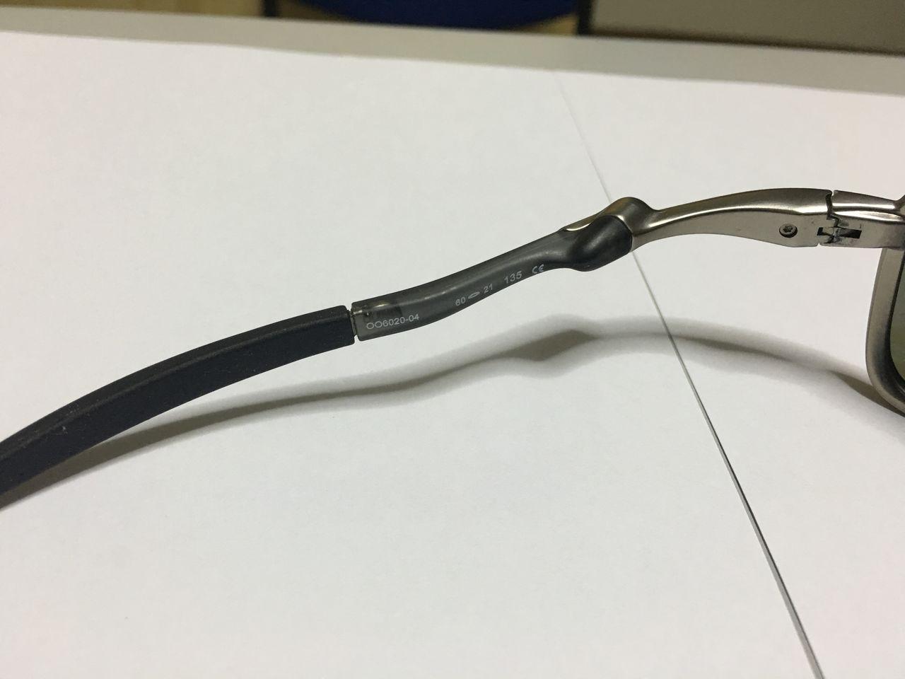 FS: Xsquared, Carbon frame OOBIP sku oo6011-08, Badman Plasma frame with Sapphire lenses - IMG_1387.jpg