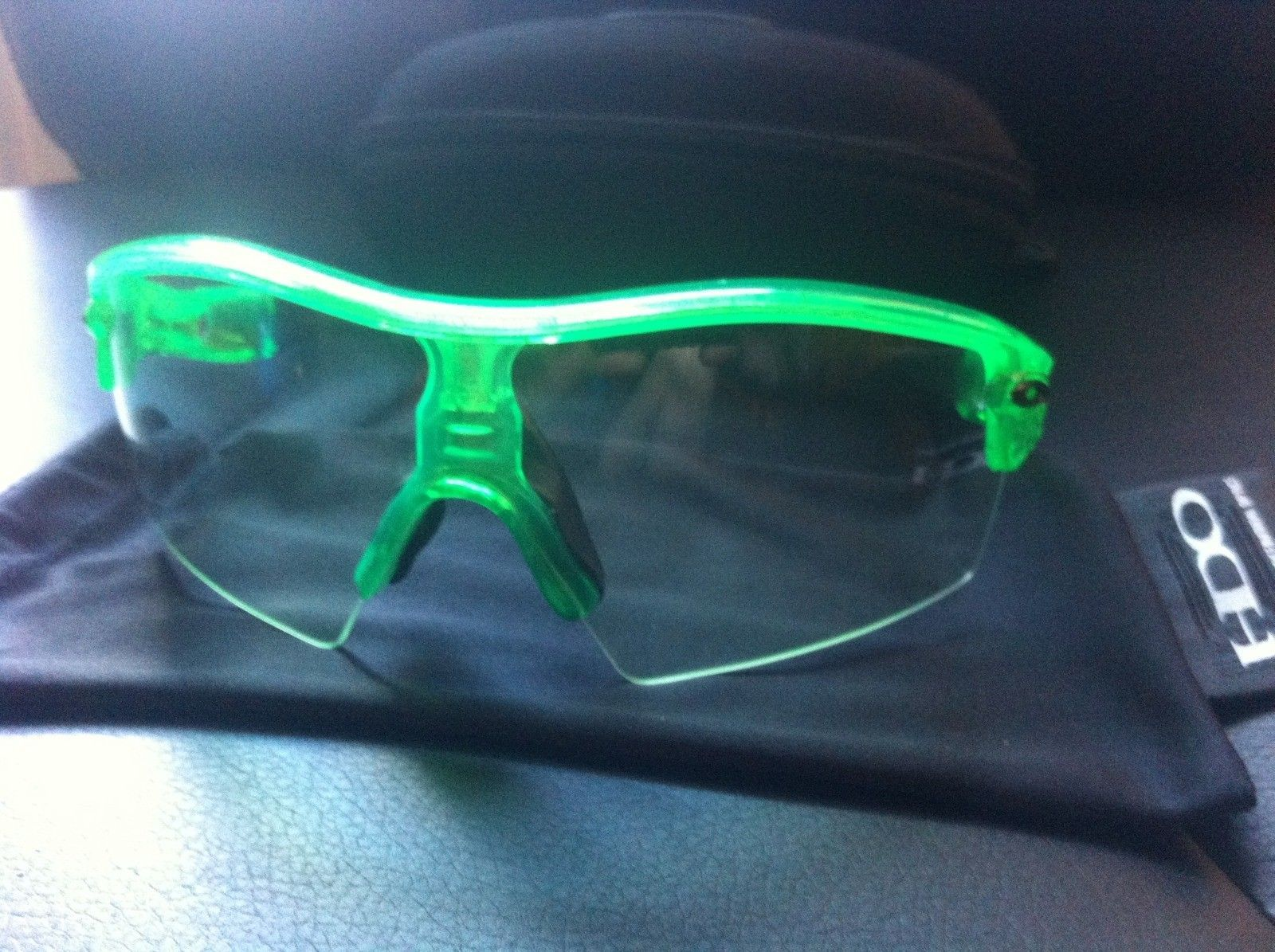 oakley radar antifreeze