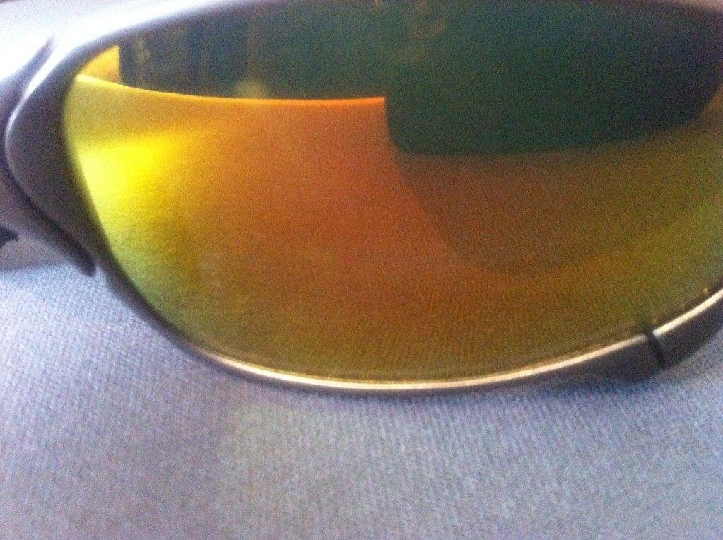 Oakley Plasma Juliet MINT Condition Frame With Fire Iridium Polarized - IMG_1394.jpg