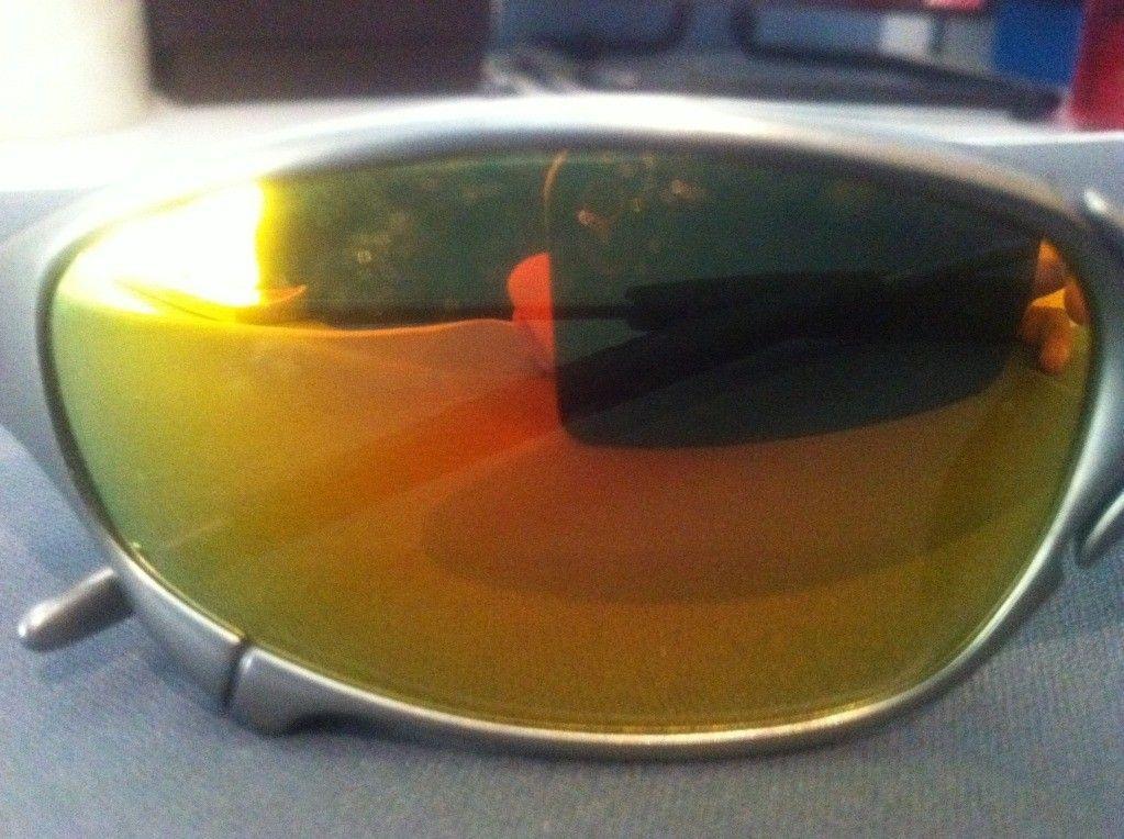 Oakley Plasma Juliet MINT Condition Frame With Fire Iridium Polarized - IMG_1398.jpg