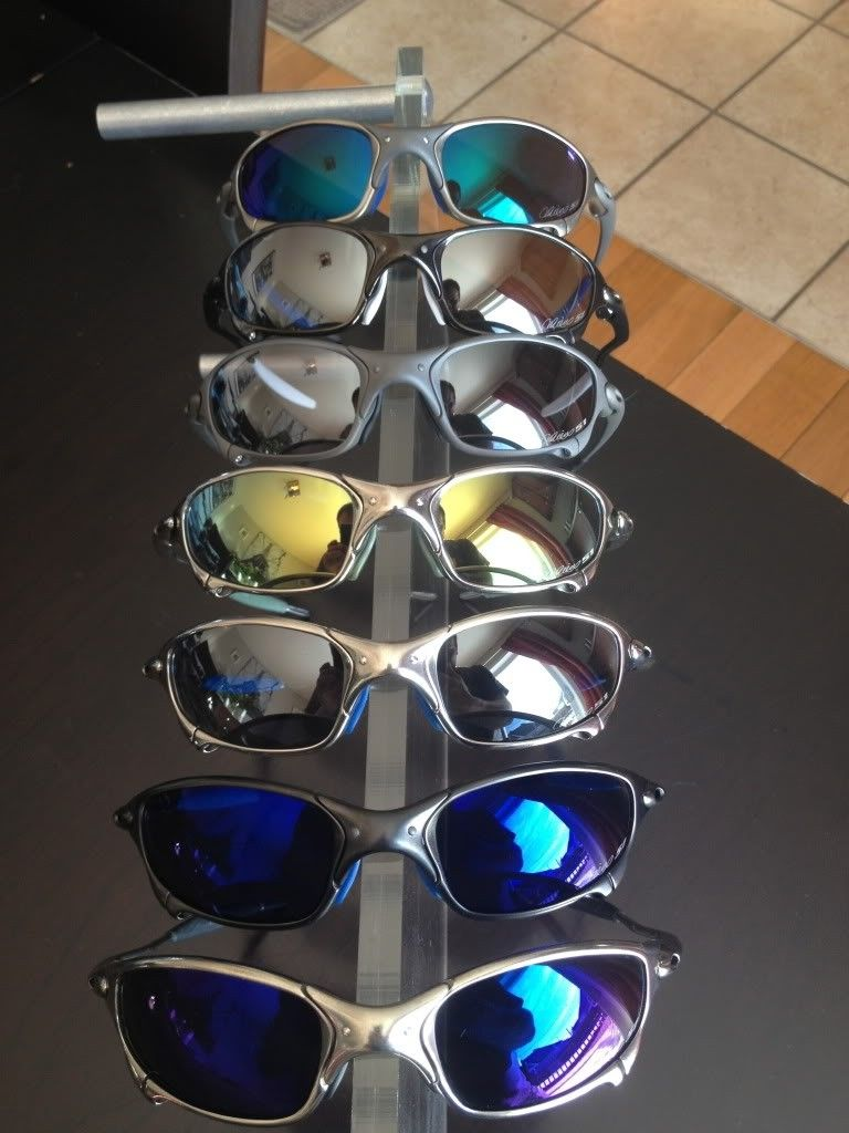 """Oakley Ichiro """"OO BLUE"""" Vs Ichiro """"BLUE Iridium""""??? - IMG_1451_zps8eb8631d.jpg"""