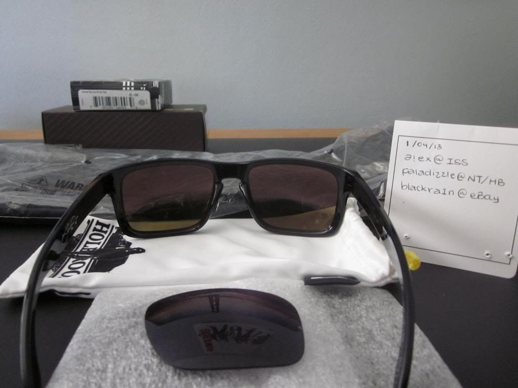 FS: Oakley Shaun White Holbrook Polished Black/Gold Iridium - IMG_1510_zpsfad23986.jpg