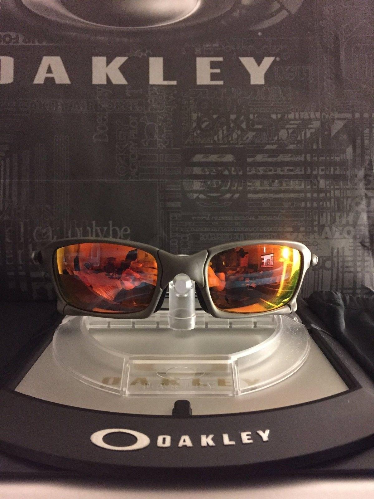 Oakley X squared x metal ruby iridium - IMG_1600.JPG