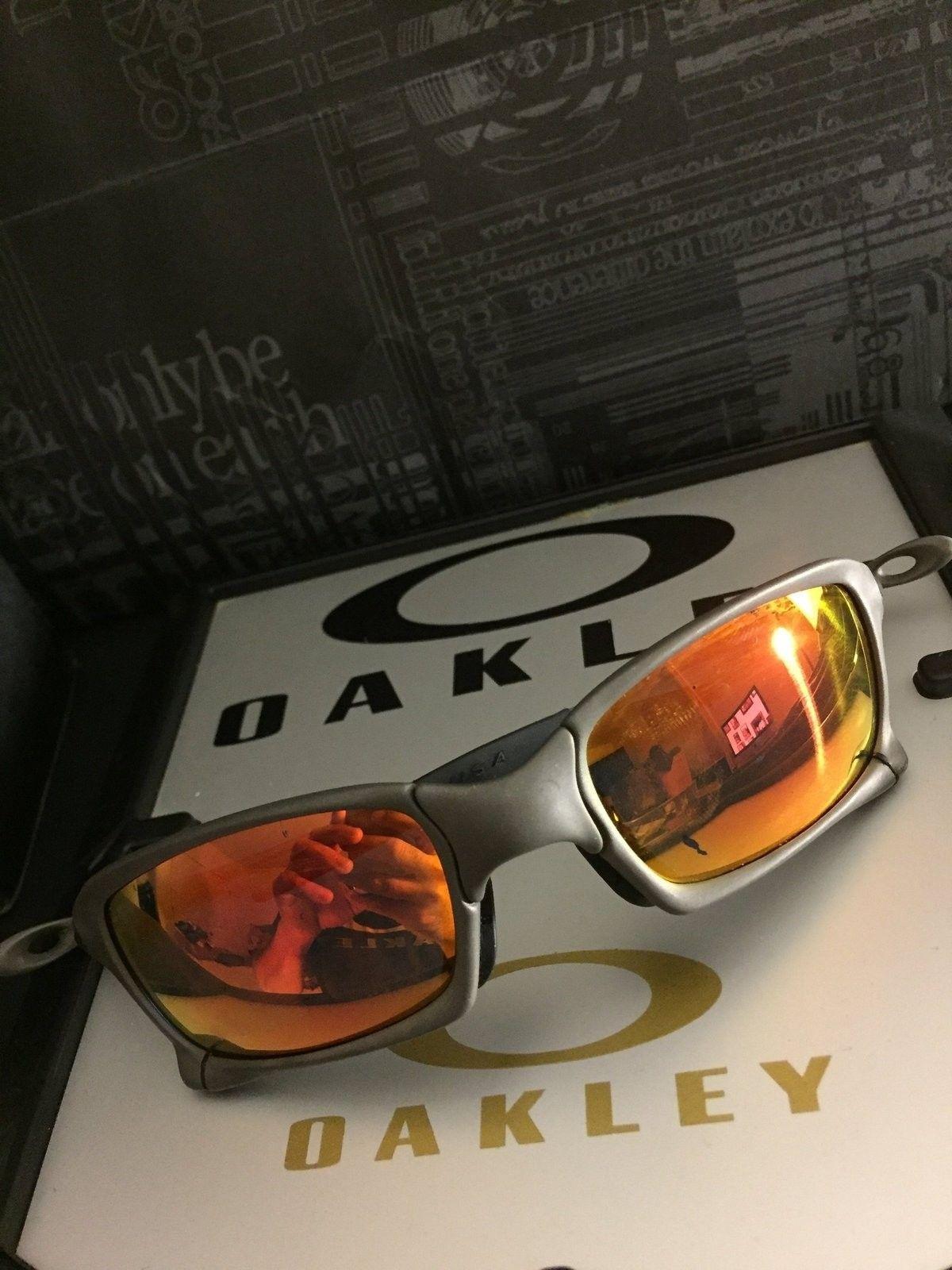 Oakley X squared x metal ruby iridium - IMG_1605.JPG