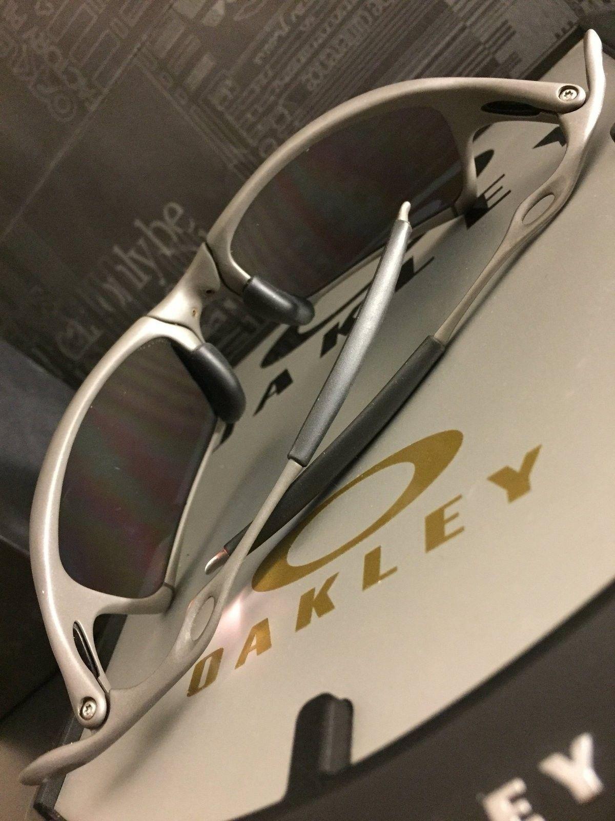 Oakley X squared x metal ruby iridium - IMG_1607.JPG
