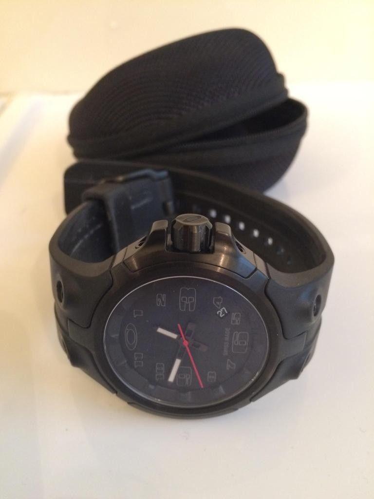 Oakley BottleCap Watch - Black Stealth - IMG_1610_zps0f44fda2.jpg