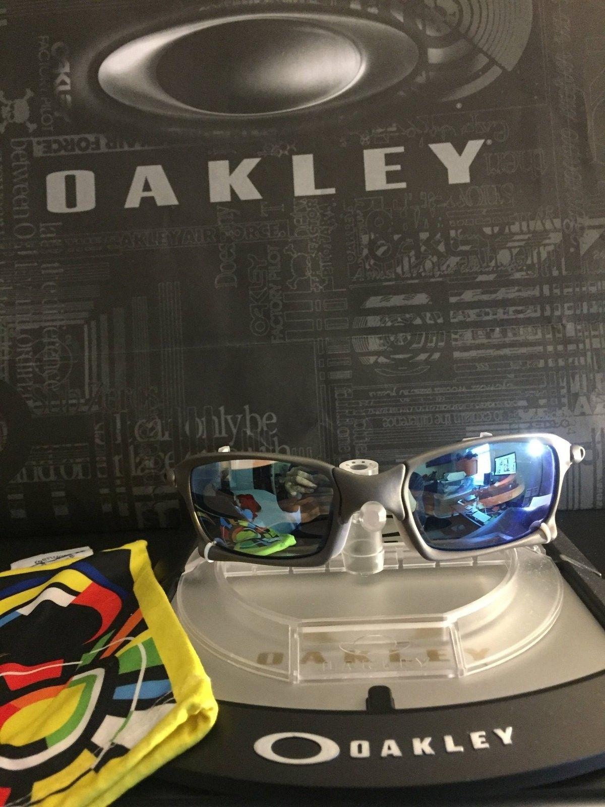 Oakley X-squared x metal very nice - IMG_1624.JPG