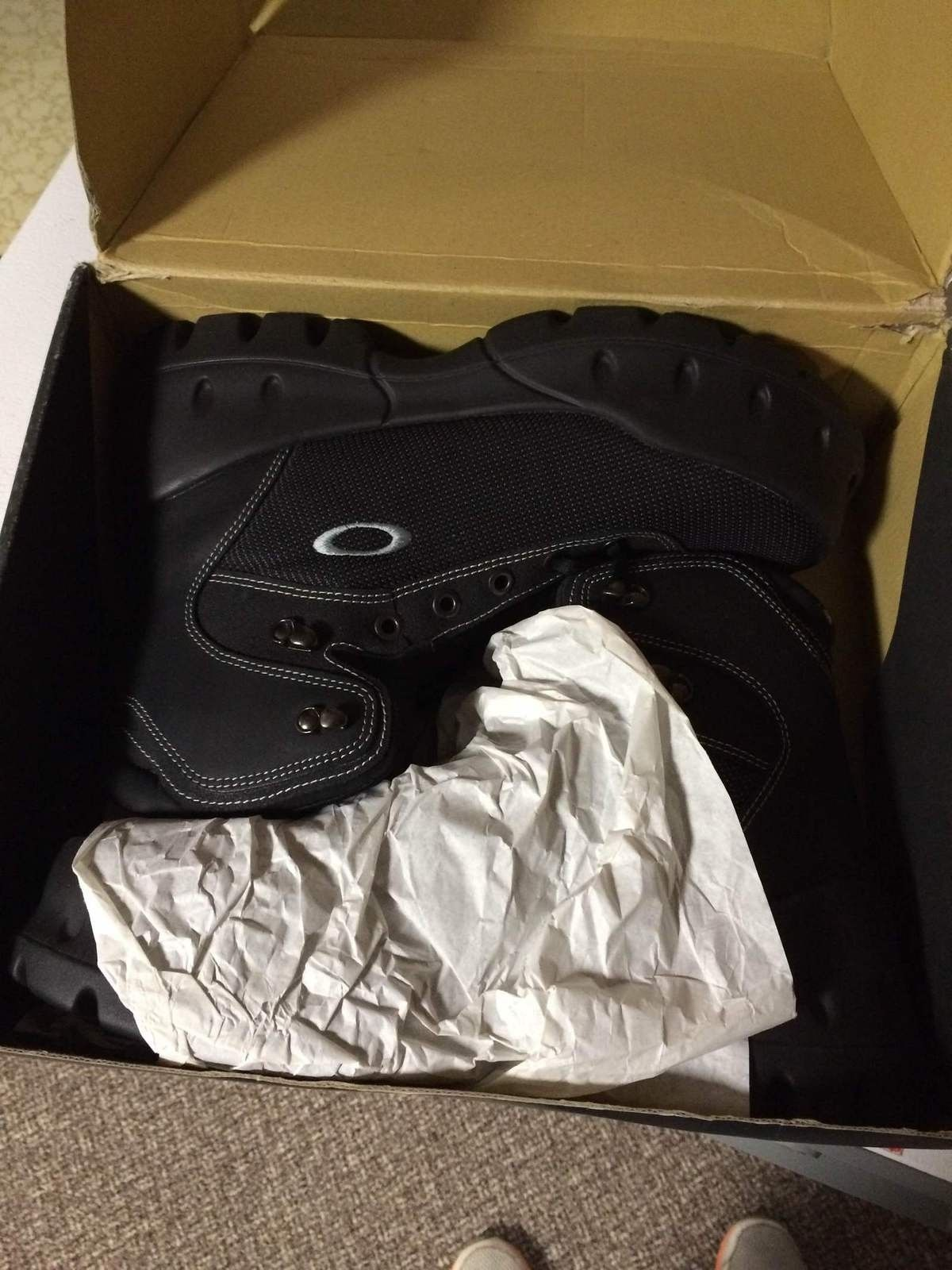 Oakley Pit Boot - IMG_1630.JPG