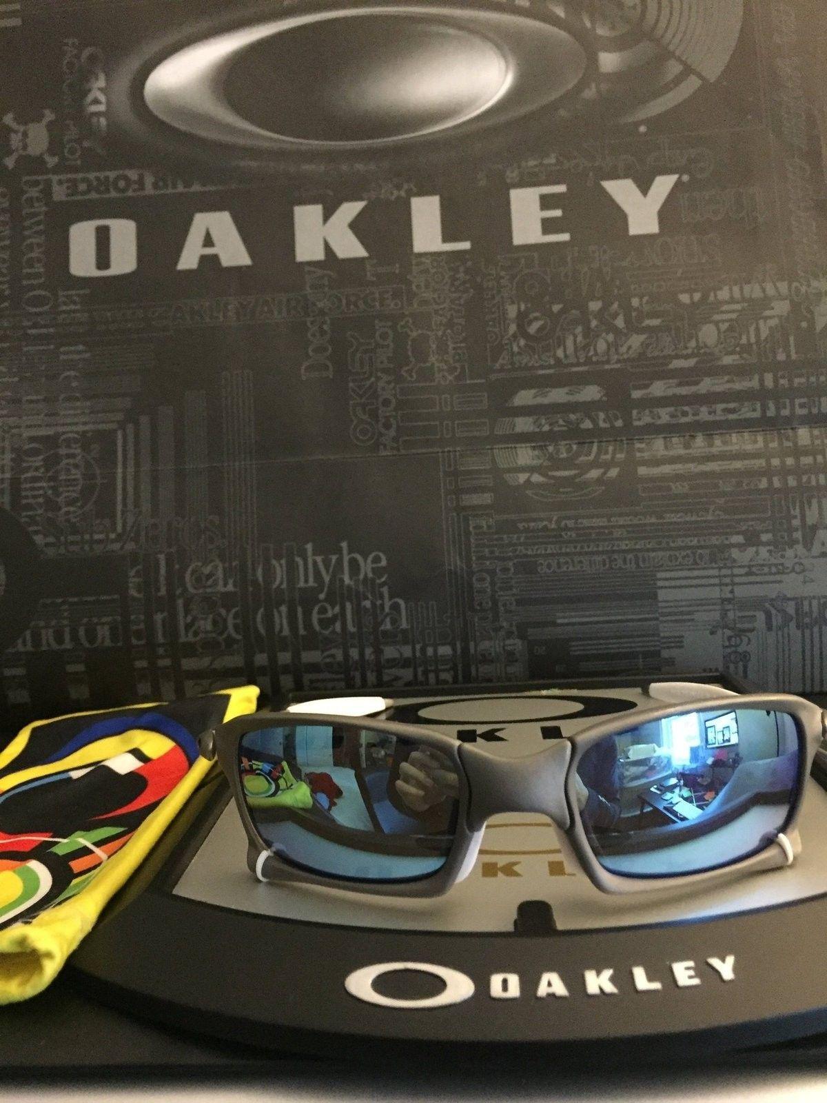 Oakley X-squared x metal very nice - IMG_1631.JPG