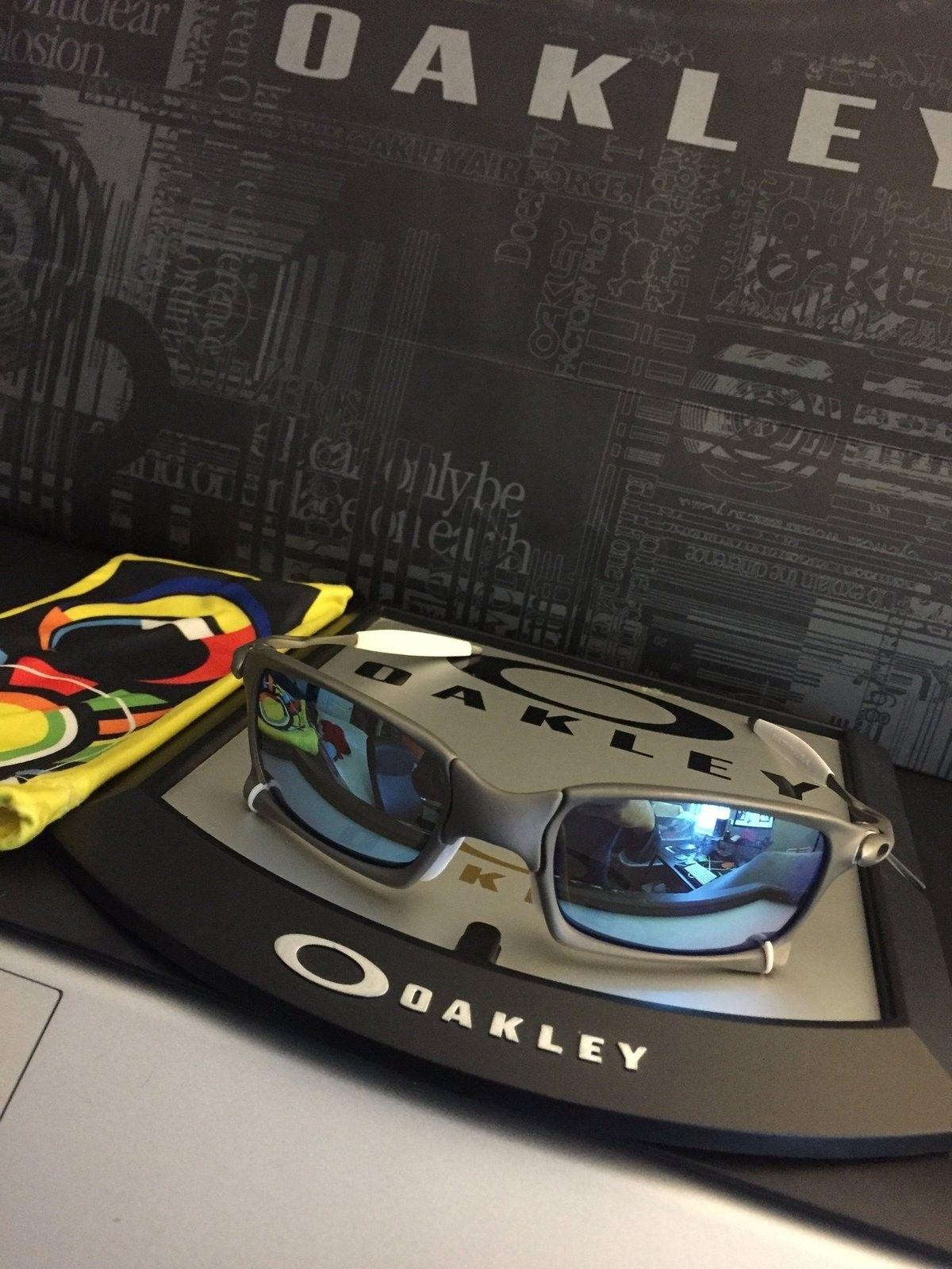 Oakley X-squared x metal very nice - IMG_1632.JPG