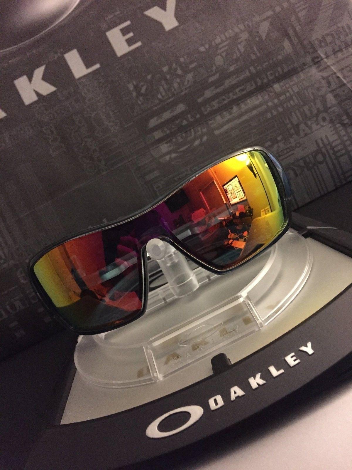 Oakley offshoot polarized ruby iridium - IMG_1637.JPG