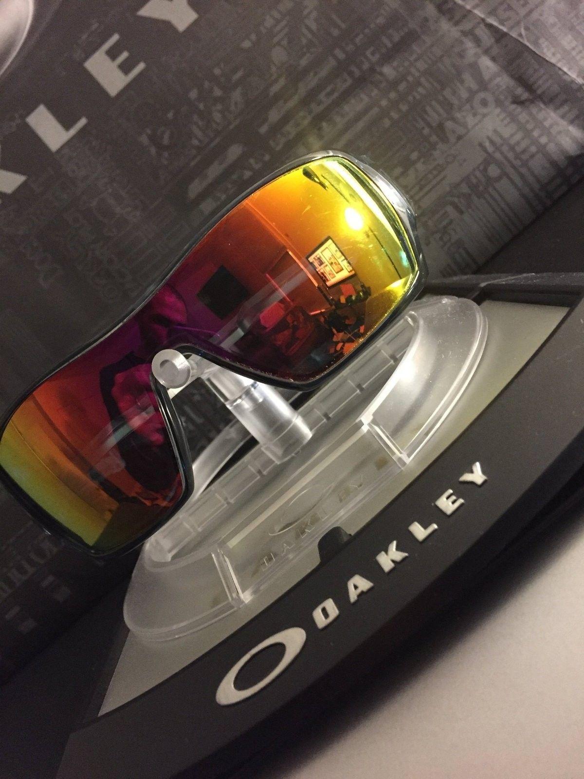 Oakley offshoot polarized ruby iridium - IMG_1638.JPG