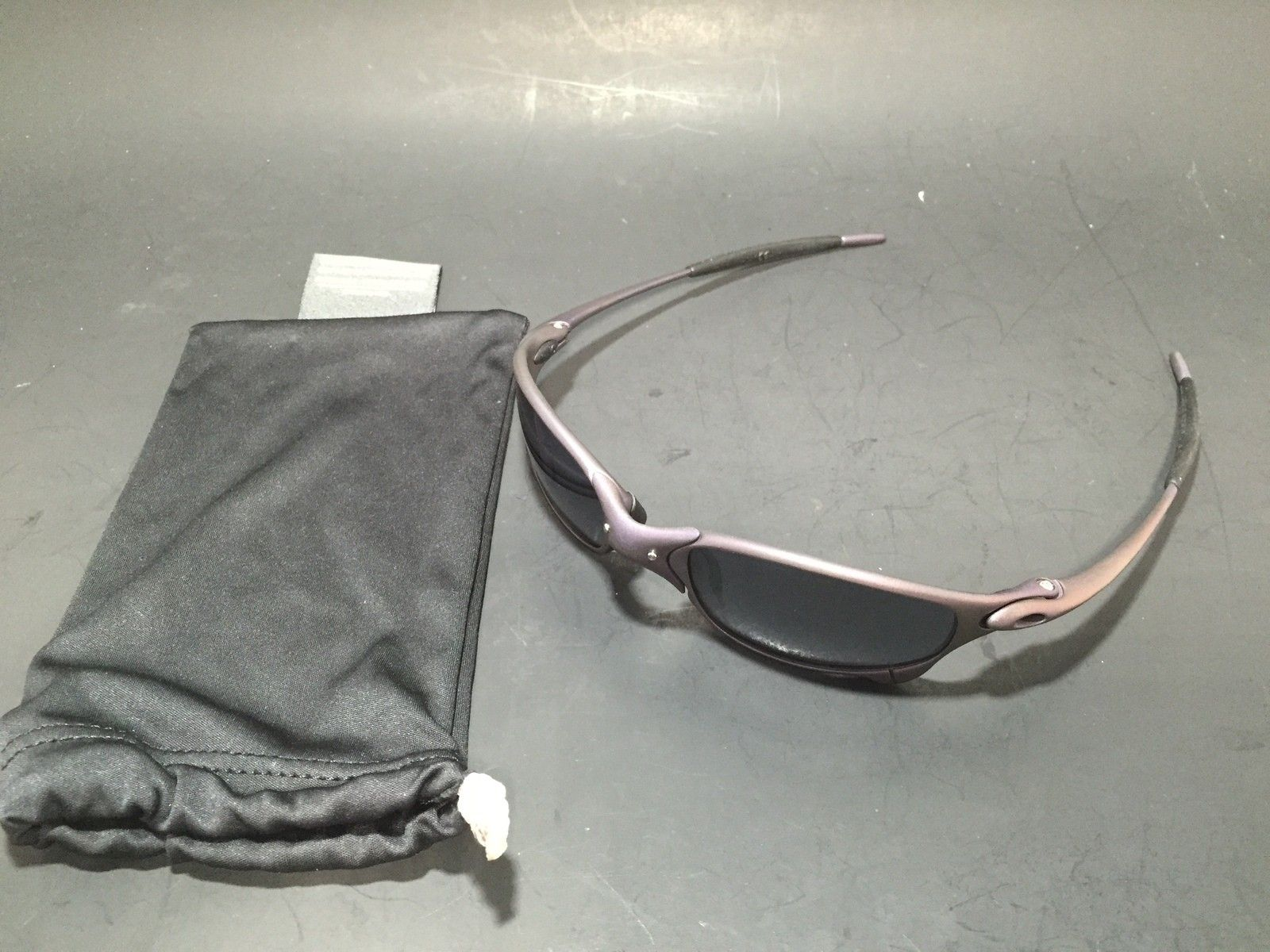 Anodized Juliet X-Metal Finish Purple w/ Brand New OEM Black Lenses - IMG_1736.JPG