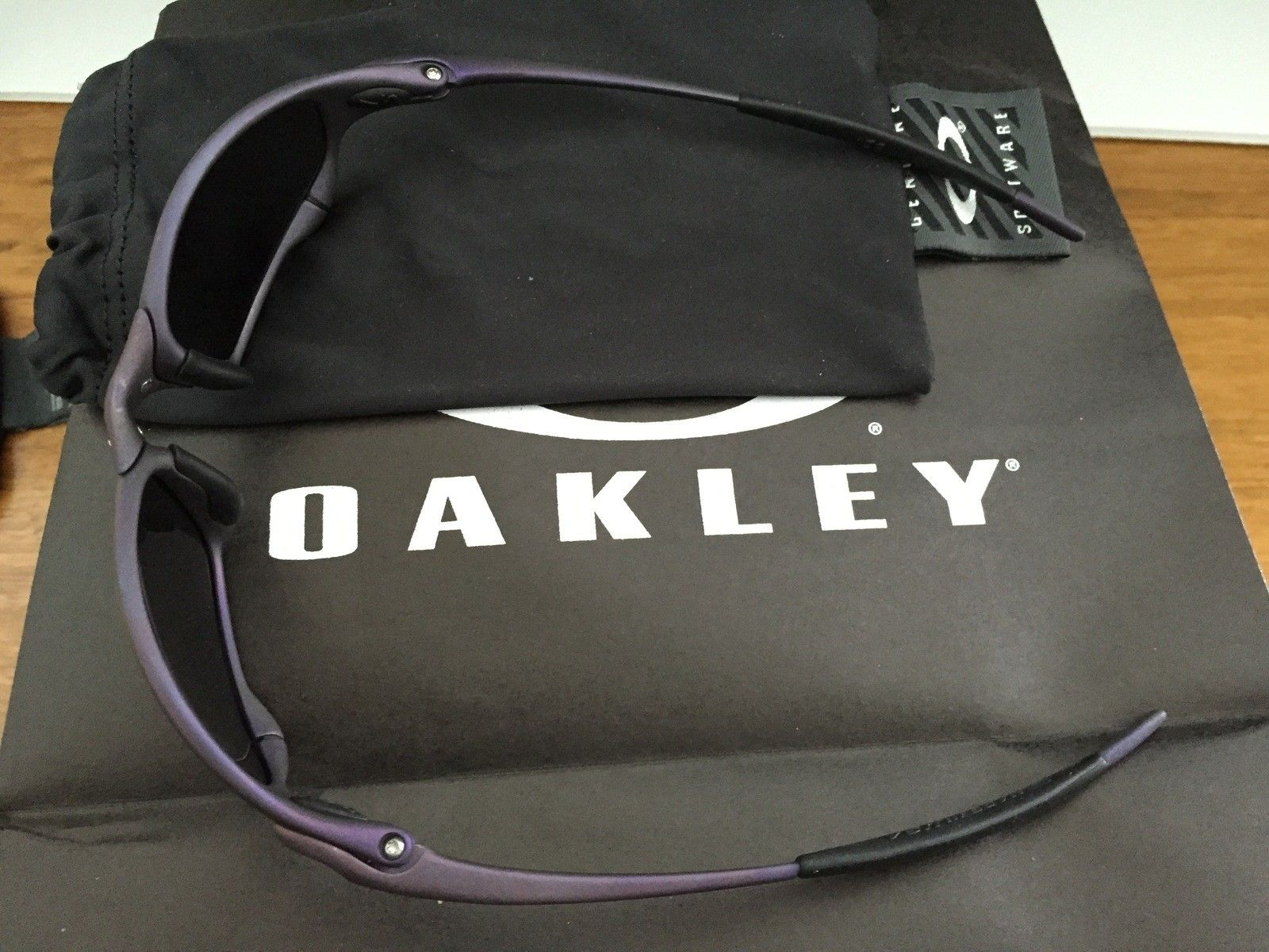 Anodized Juliet X-Metal Finish Purple w/ Brand New OEM Black Lenses - IMG_1737.JPG
