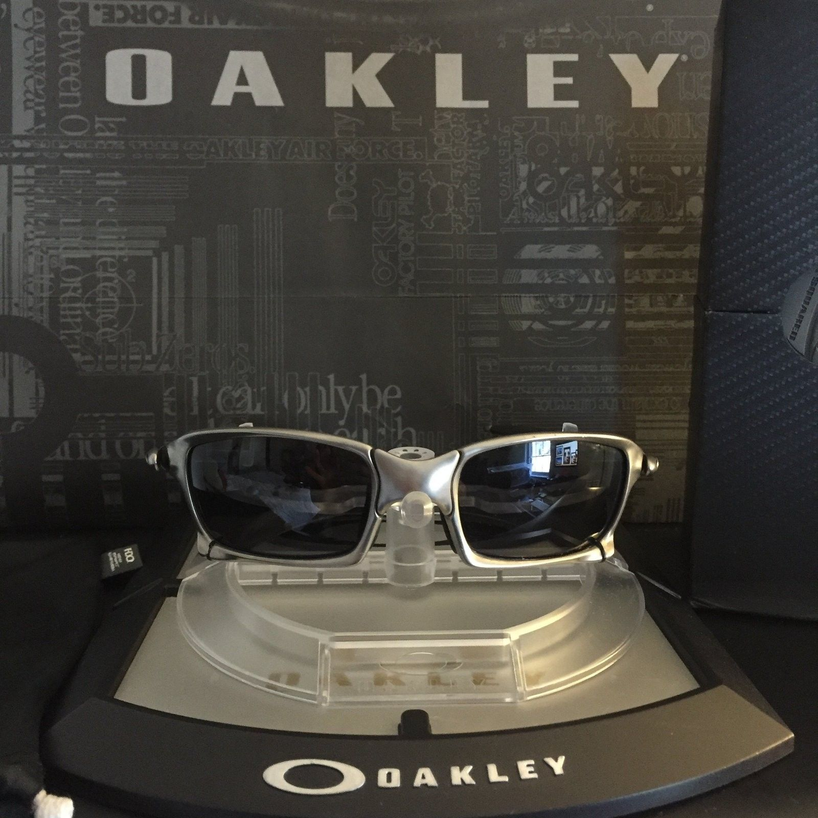 Oakley X squared plasma - IMG_1737.JPG