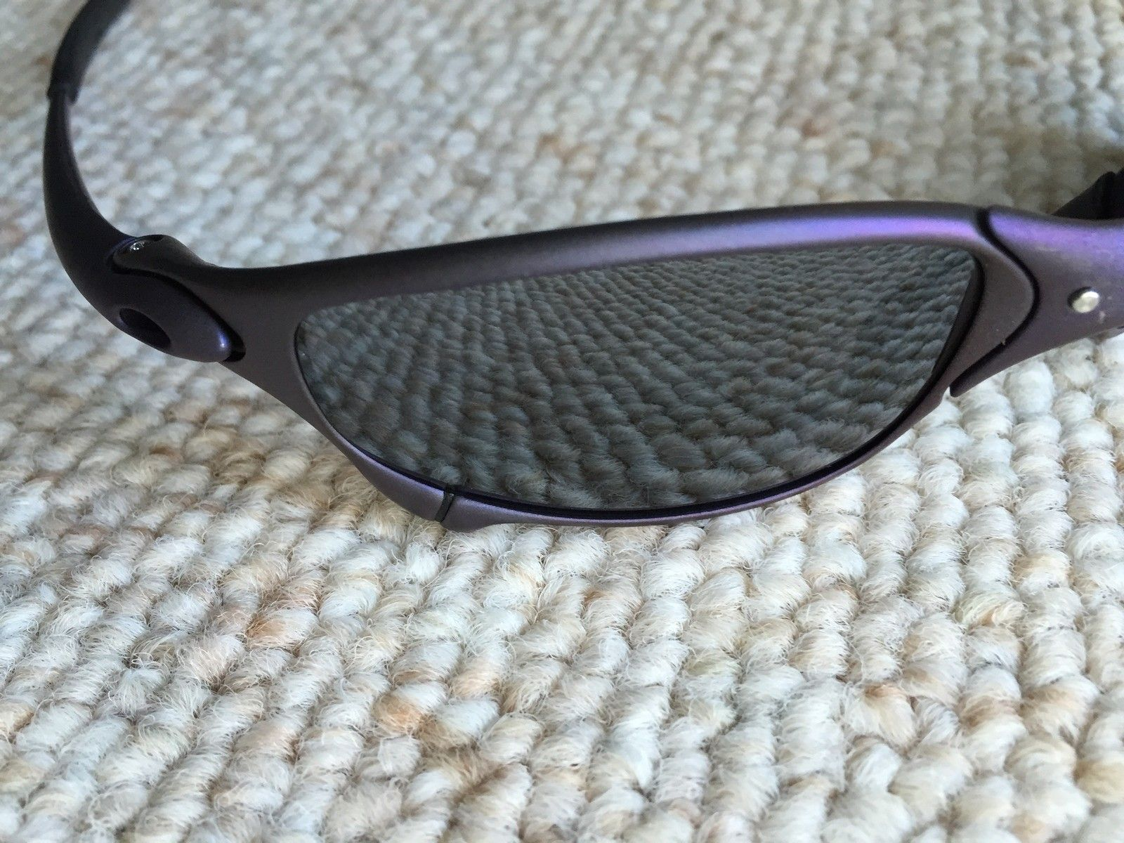 Anodized Juliet X-Metal Finish Purple w/ Brand New OEM Black Lenses - IMG_1743.jpg