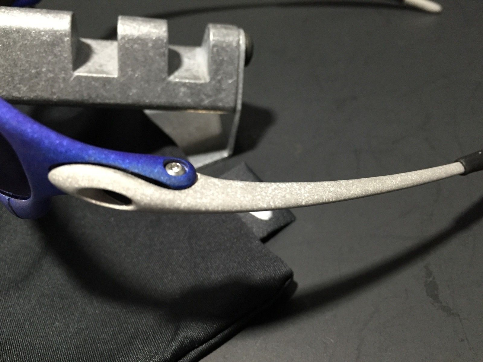 Anodized Juliet Dallas Cowboys colors Blue/Silver w/ OEM Ice Lenses - IMG_1777.JPG