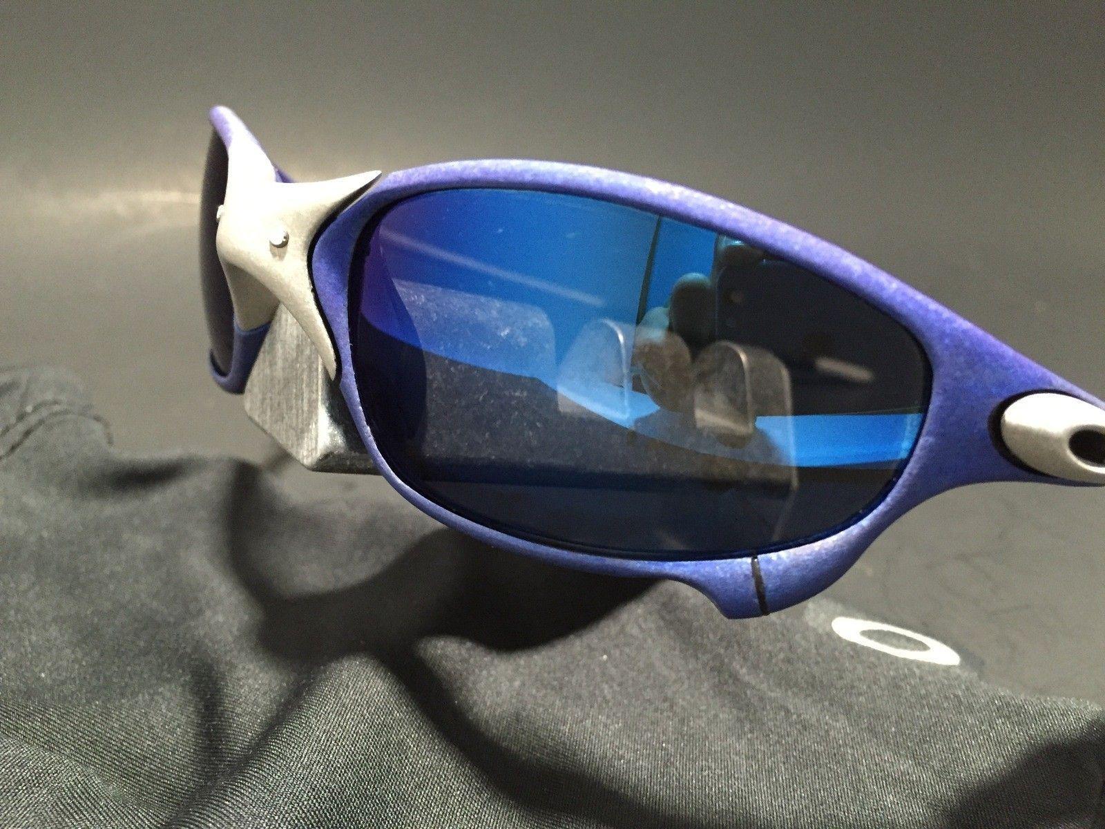 Anodized Juliet Dallas Cowboys colors Blue/Silver w/ OEM Ice Lenses - IMG_1778.JPG