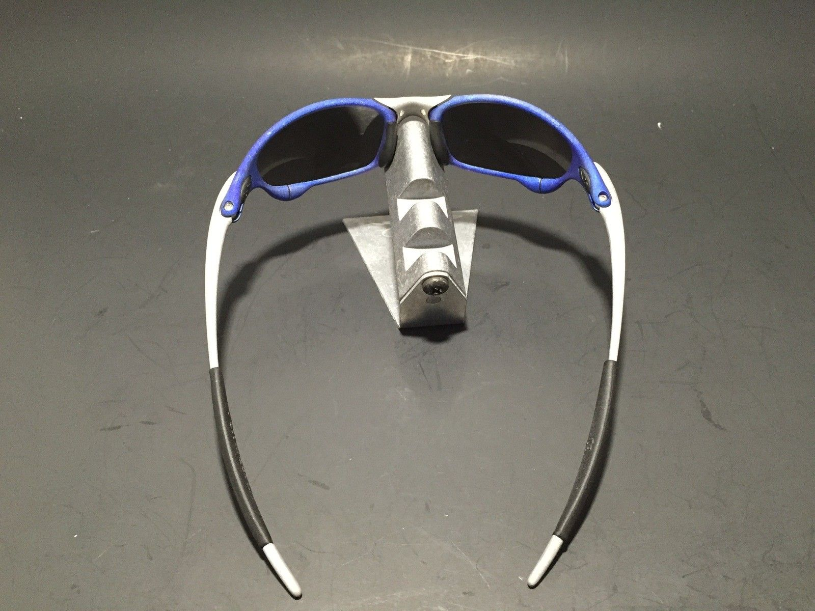 Anodized Juliet Dallas Cowboys colors Blue/Silver w/ OEM Ice Lenses - IMG_1780.JPG