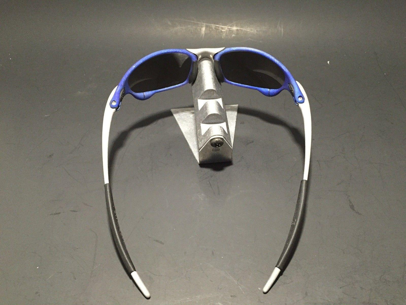 Anodized Juliet Dallas Cowboys colors Blue/Silver w/ OEM Ice Lenses - IMG_1780.JPG