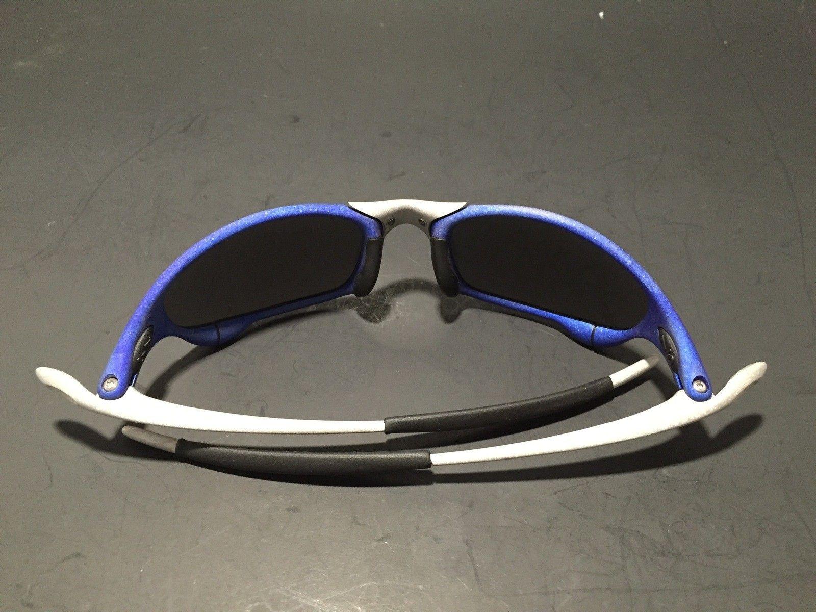 Anodized Juliet Dallas Cowboys colors Blue/Silver w/ OEM Ice Lenses - IMG_1781.JPG