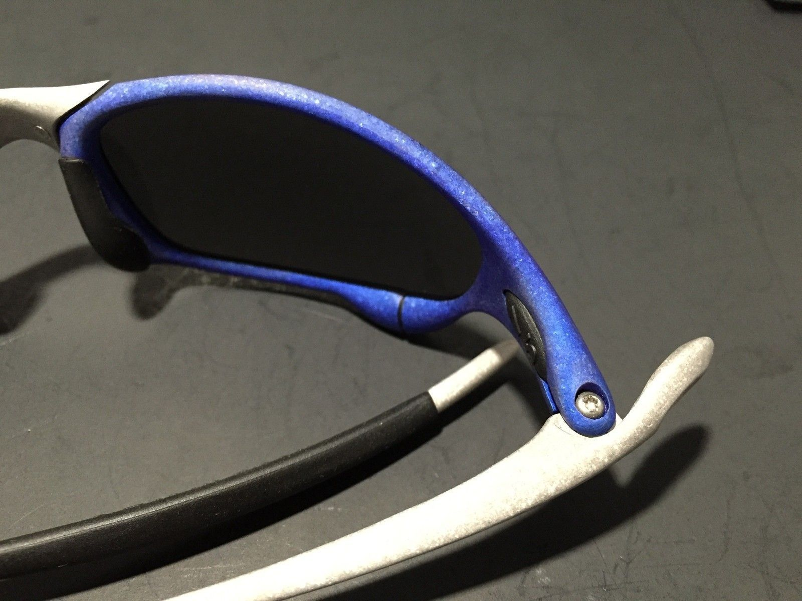 Anodized Juliet Dallas Cowboys colors Blue/Silver w/ OEM Ice Lenses - IMG_1782.JPG
