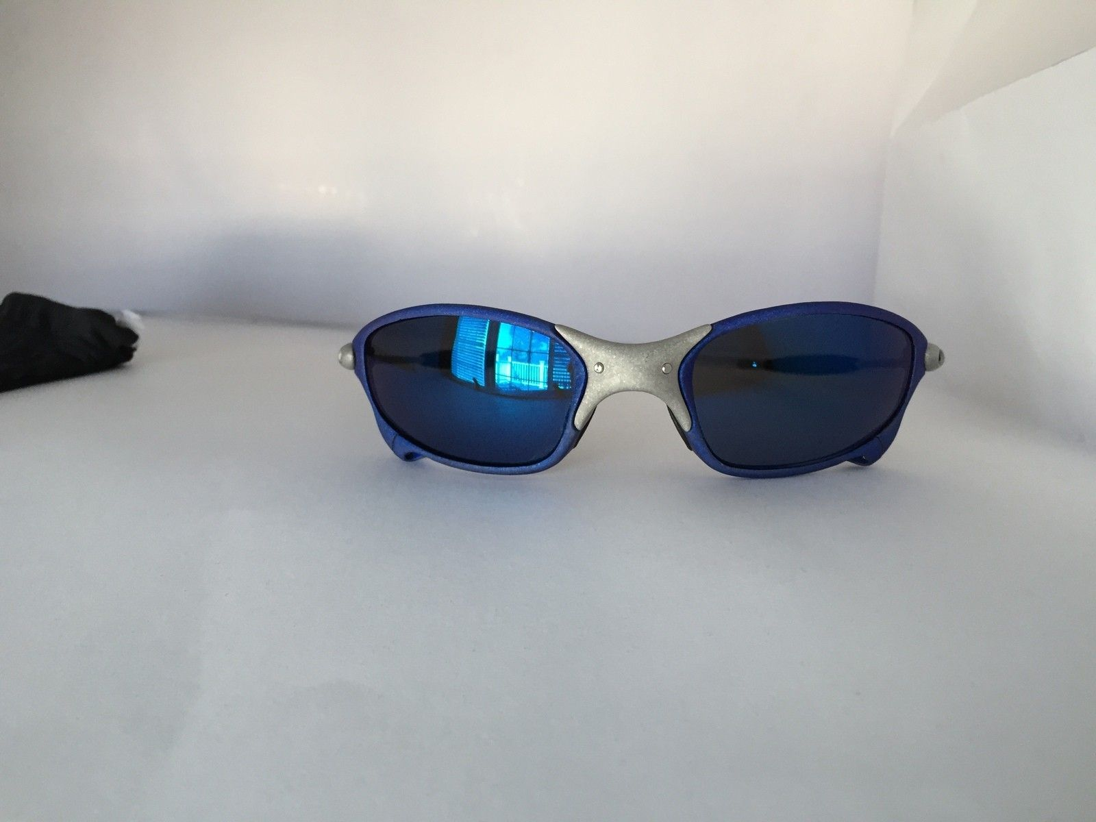 Anodized Juliet Dallas Cowboys colors Blue/Silver w/ OEM Ice Lenses - IMG_1787.JPG