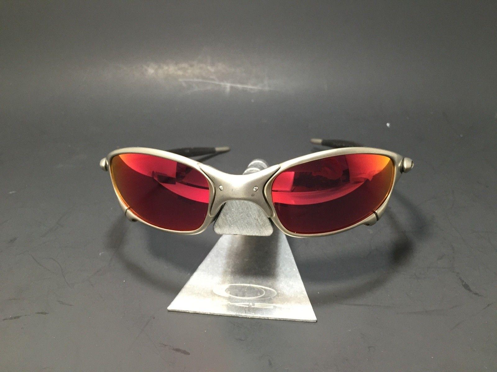 Juliet Custom PRizm Lenses Baseball Outfield    Rose RED color!!!!! - IMG_1810.JPG