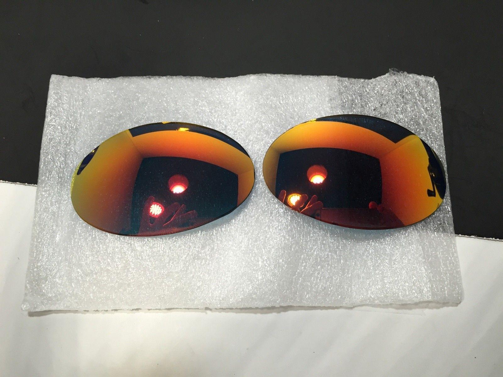Custom Lenses Romeo 1 Ruby and Juliet Pos Red both New - IMG_1824_2.JPG
