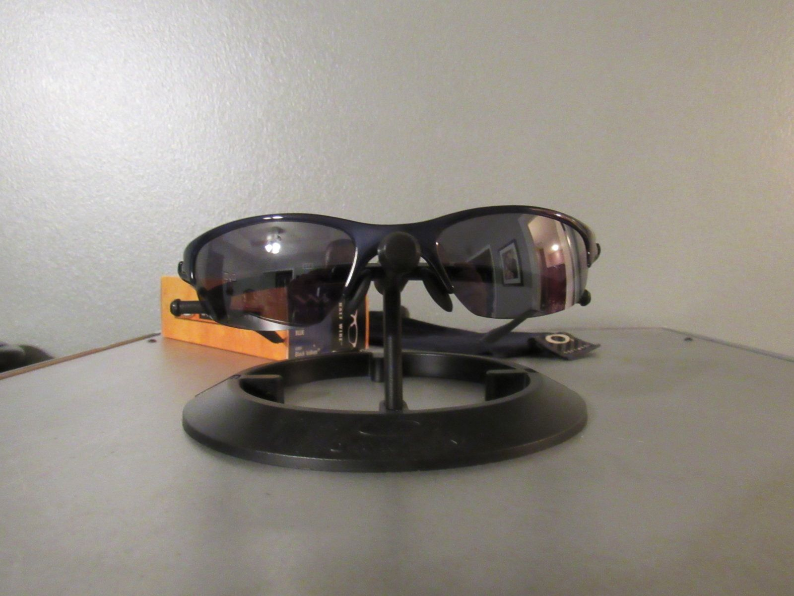 Sold - Half Wire - Blue / Black Iridium - 05-734 | Oakley Forum