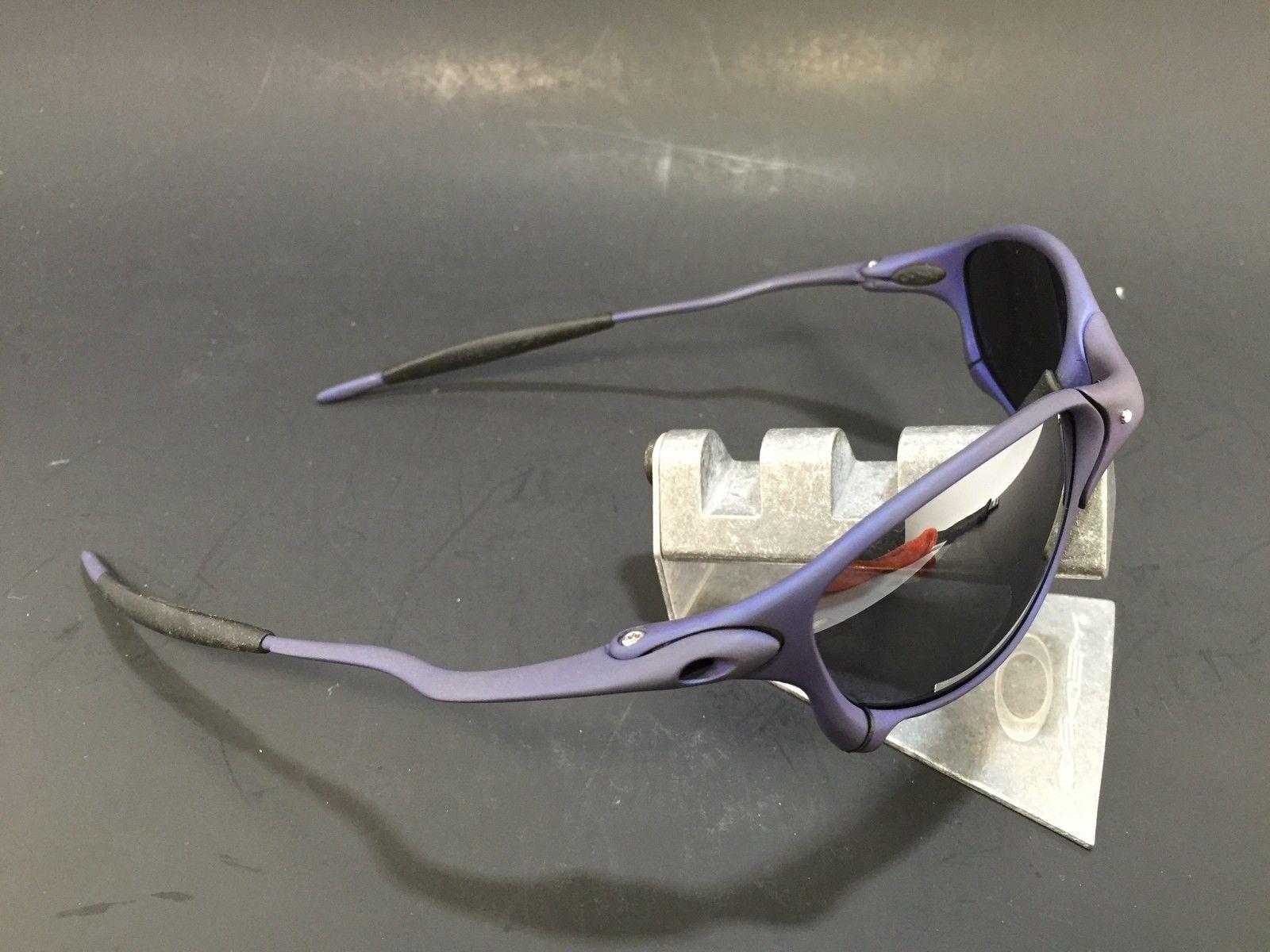 Anodized Purple X-Metal Finish XX Frame w/ OEM New Black Lenses - IMG_1852.JPG