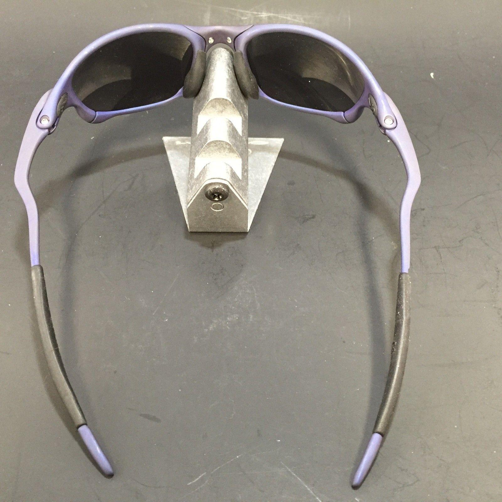 Anodized Purple X-Metal Finish XX Frame w/ OEM New Black Lenses - IMG_1853.JPG