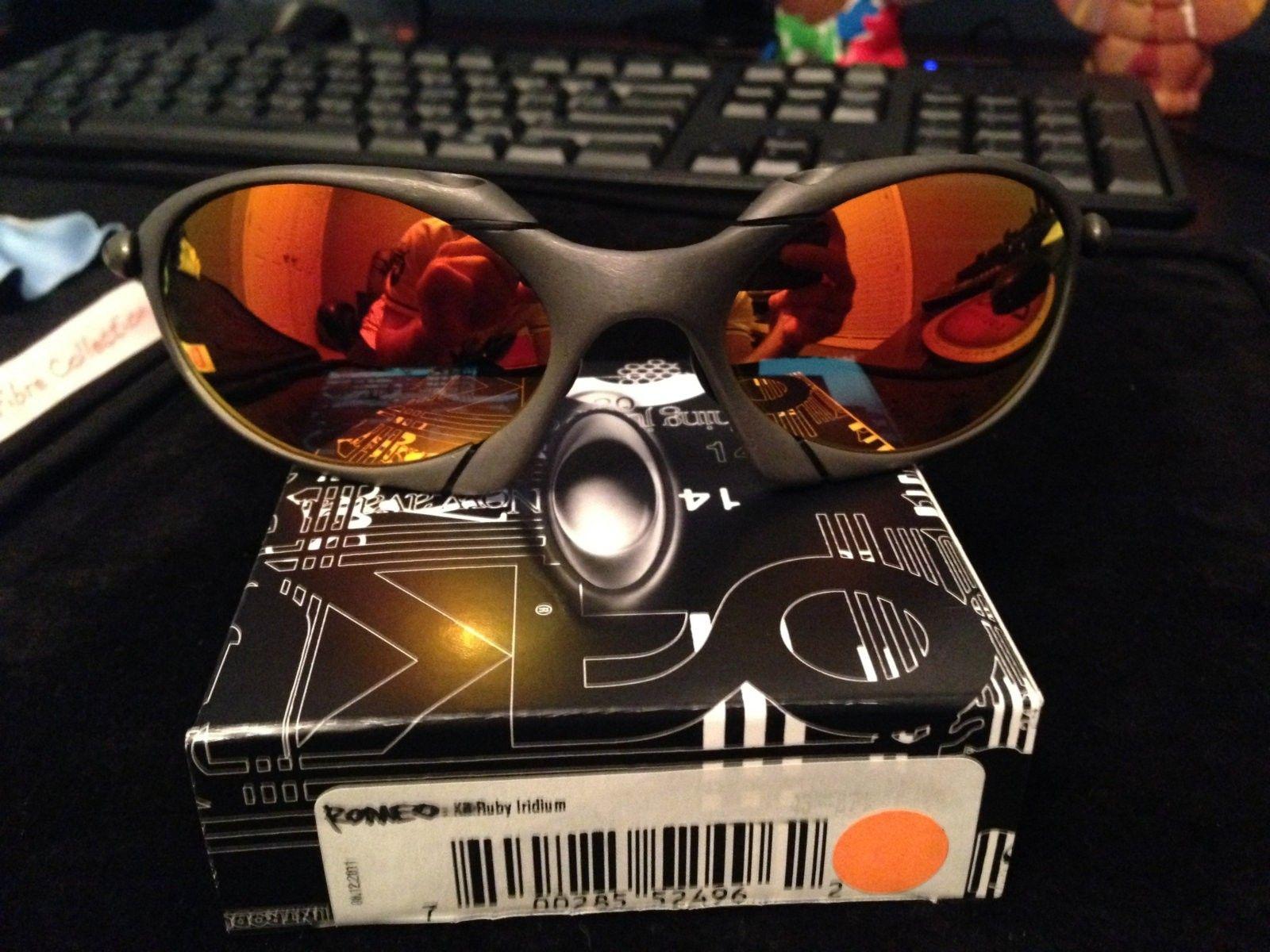 2c0d82d12 Oakley X Metal Romeo Lenses