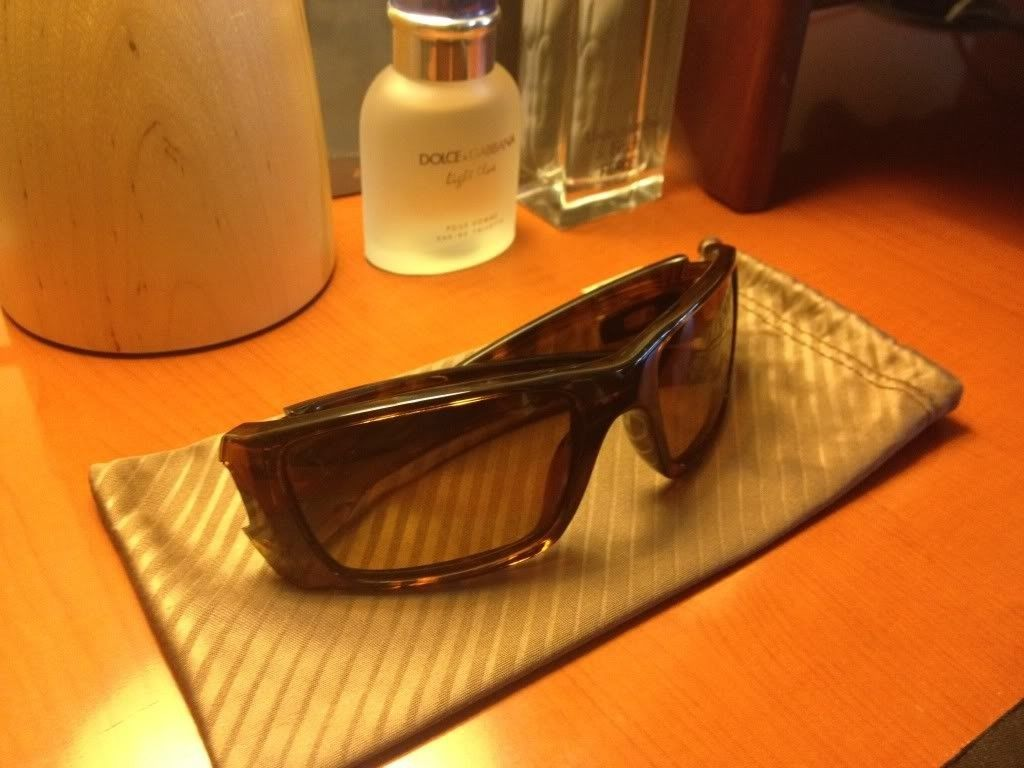 SOLD!! Polarized Fuel Cell $75 Shipped! - Brown Tortoise Frames With Polarized Bronze - IMG_1909.jpg