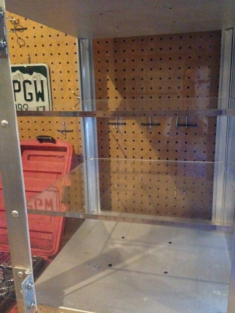 Oakley Counter Top Display Case - Aluminum X-metal RARE - IMG_1983 (768x1024).jpg