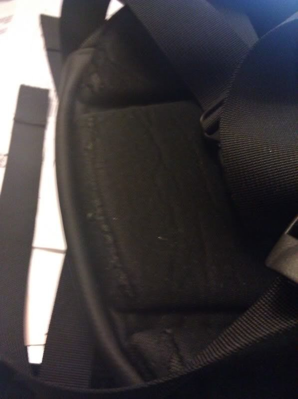 Oakley Icon (1.0 Aka Original) Backpack In Full Black, Good Condition - IMG_20110912_070508.jpg